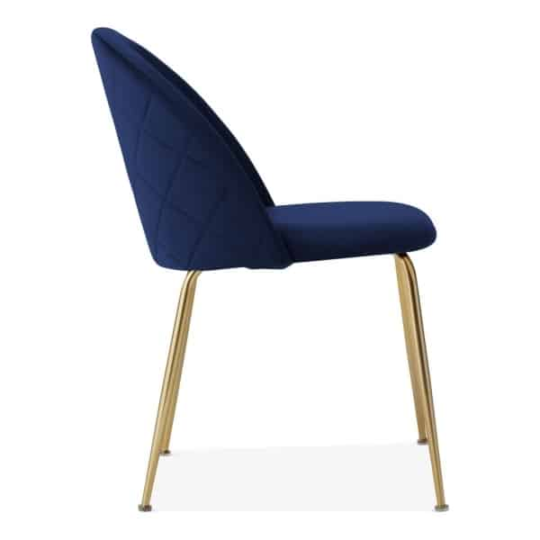 Heath dining restaurant chair DeFrae Contract Furniture Side