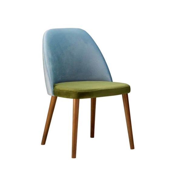 Calm Side Chair Restaurant Bar Coffee Shop Hotel DeFrae Contract Furniture 2