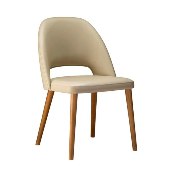 Calm Side Chair Restaurant Bar Coffee Shop Hotel DeFrae Contract Furniture