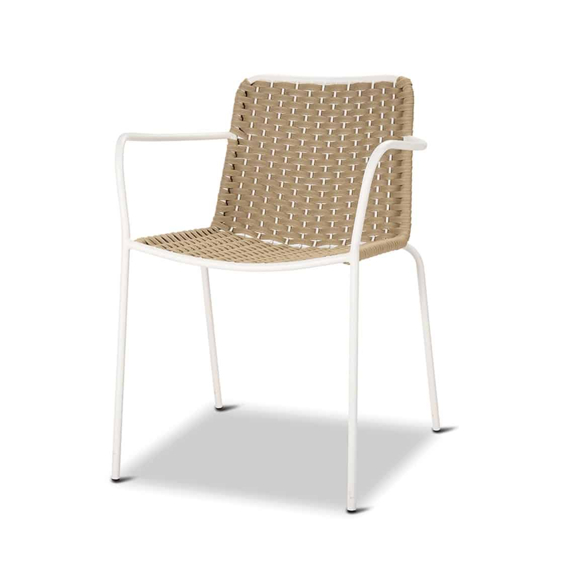 Cannes Armchair Outside Restaurant Bar Coffee Shop Cafe DeFrae Contract Furniture