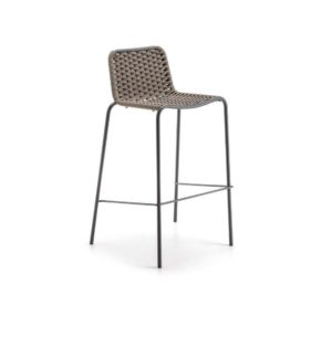 Cannes Bar Stool Outs0ide Restaurant Bar Coffee Shop Cafe DeFrae Contract Furniture