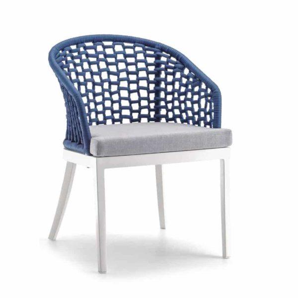 Kos Armchair Outside Restaurant Bar Coffee Shop Cafe DeFrae Contract Furniture