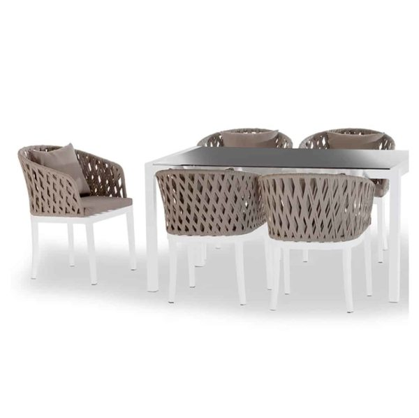Majorca Armchair Outside Restaurant Bar Coffee Shop Cafe DeFrae Contract Furniture 2