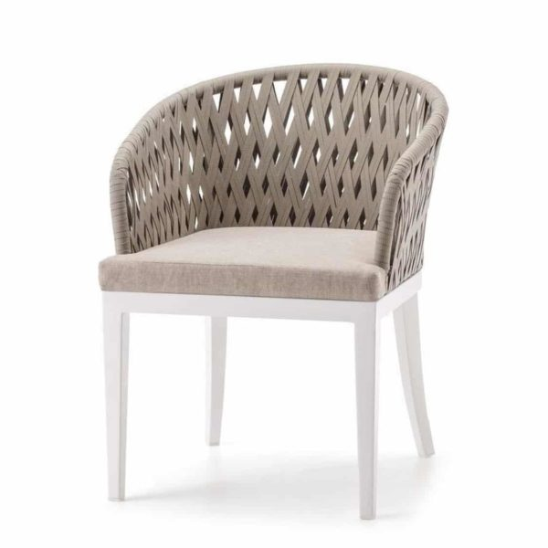 Majorca Armchair Outside Restaurant Bar Coffee Shop Cafe DeFrae Contract Furniture 3