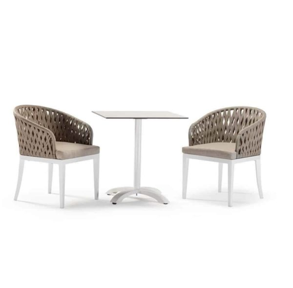Majorca Armchair Outside Restaurant Bar Coffee Shop Cafe DeFrae Contract Furniture