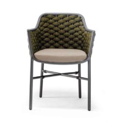 Panama Armchair Outside Restaurant Bar Coffee Shop Cafe DeFrae Contract Furniture