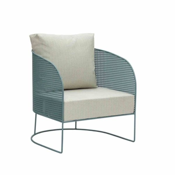 Arena Armchair Isimar at DeFrae Contract Furniture Hero