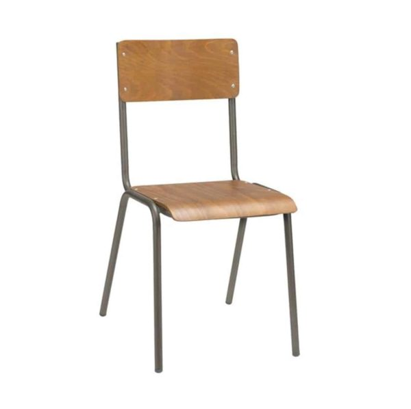 Classroom Side Chair DeFrae Contract Furniture