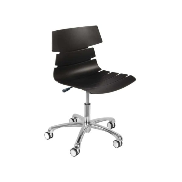 Cavendish Office Chair DeFrae Contract Furniture Black