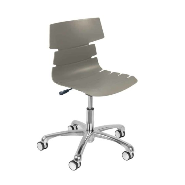 Cavendish Office Chair DeFrae Contract Furniture Grey