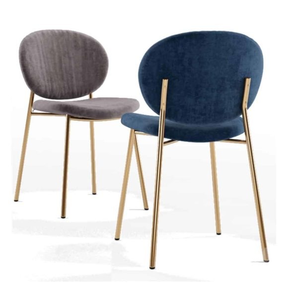 Ines side chair Calligaris at DeFrae Contract Furniture restaurant dining chair range