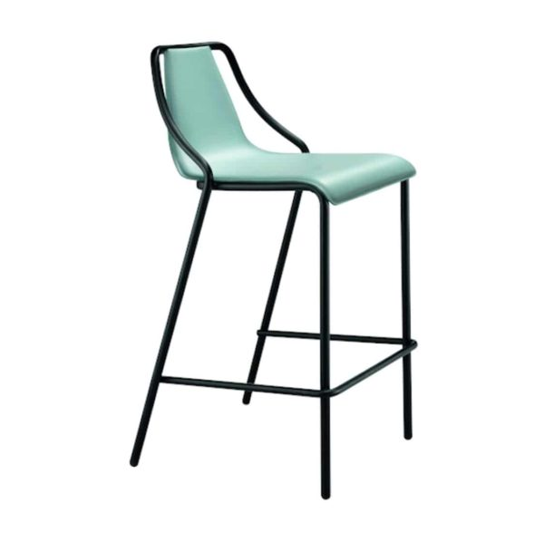 Ola Stackable Bar Stool Midj available from DeFrae Contract Furniture