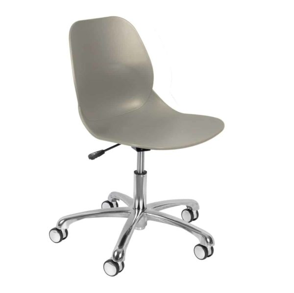 Shoreditch Office Chair DeFrae Contract Furniture Office Grey