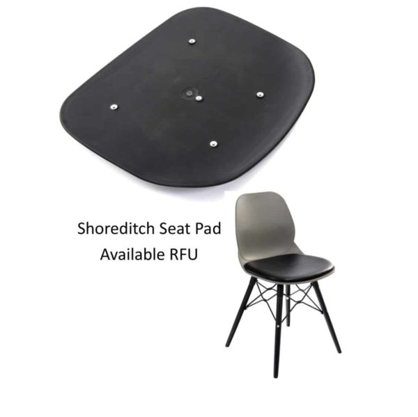 Shoreditch Office Chair DeFrae Contract Furniture Office Seat Pad