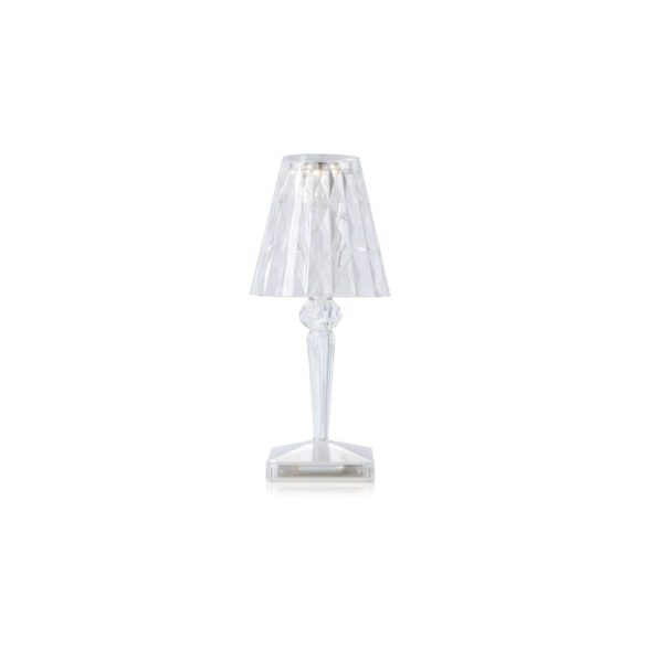 Battery Table Lamp from Kartell at DeFrae Contract Furniture Crystal