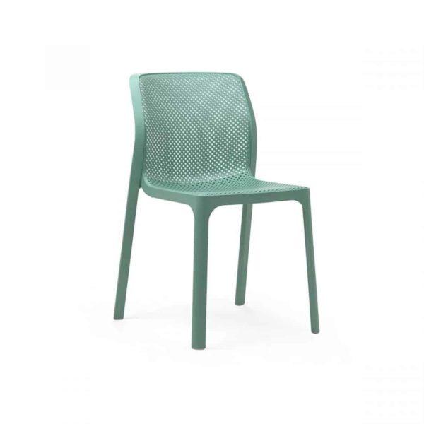 Bit Side Chair Mint Green