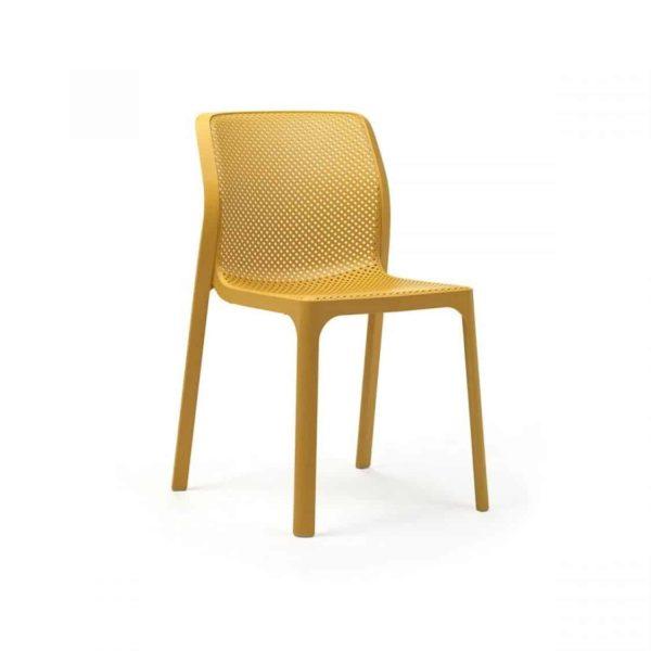 Bit Side Chair Mustard