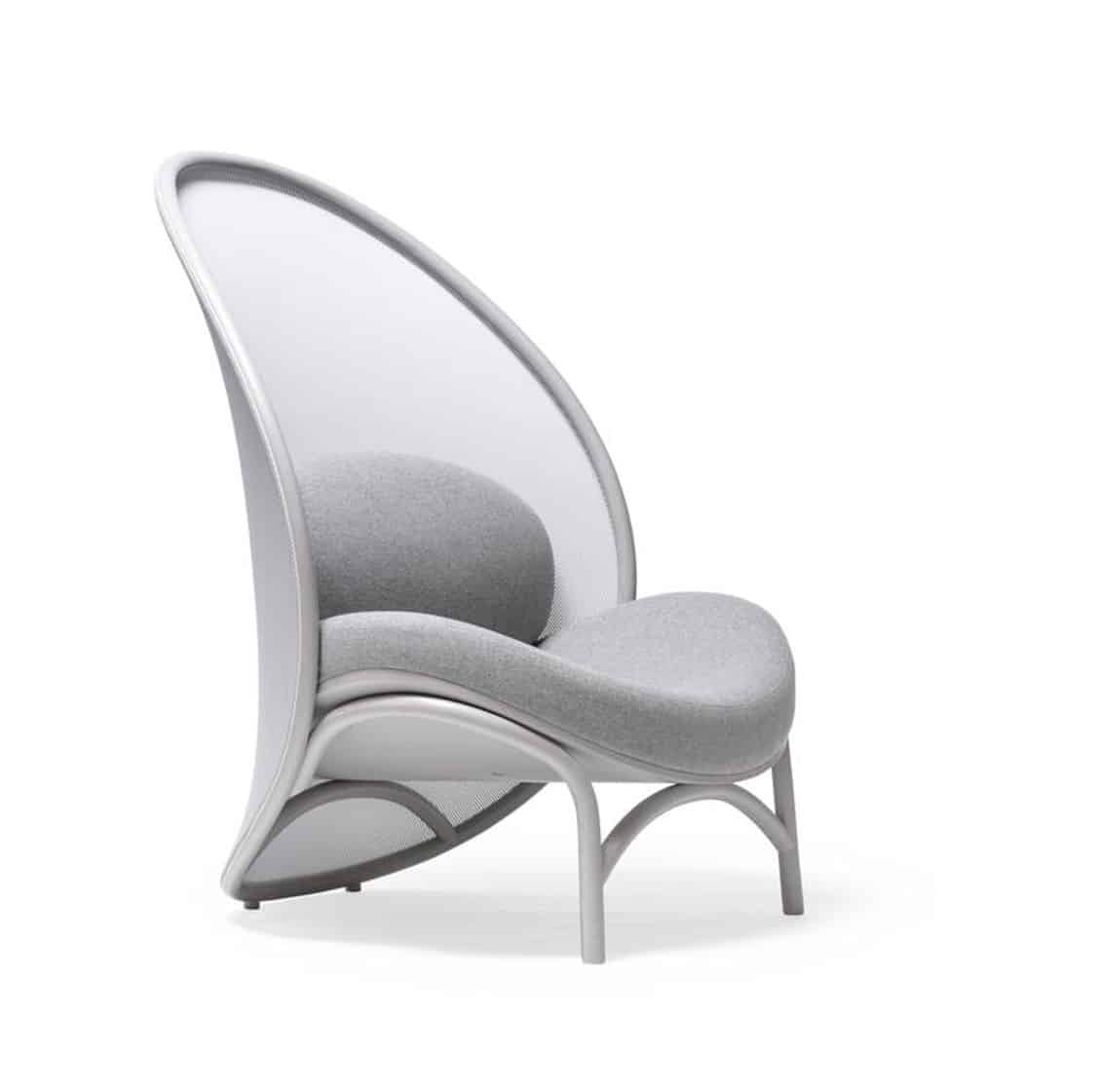 Chips Lounge Chair DeFrae Contract Furniture