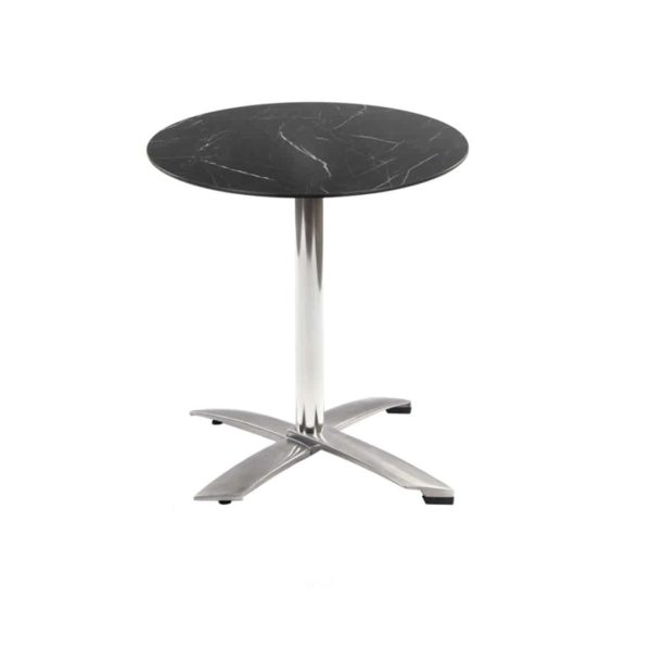 Compact Laminate Table Tops DeFrae Contract Furniture Black Marble
