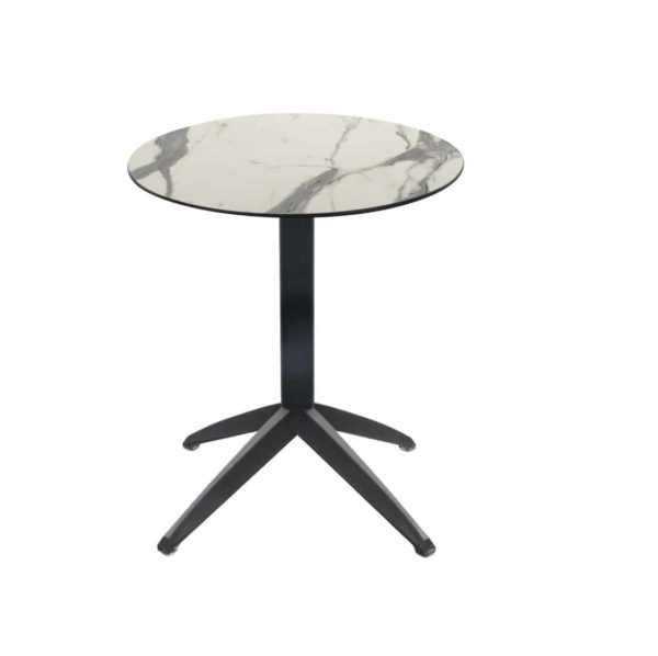 Compact Laminate Table Tops DeFrae Contract Furniture White Marble