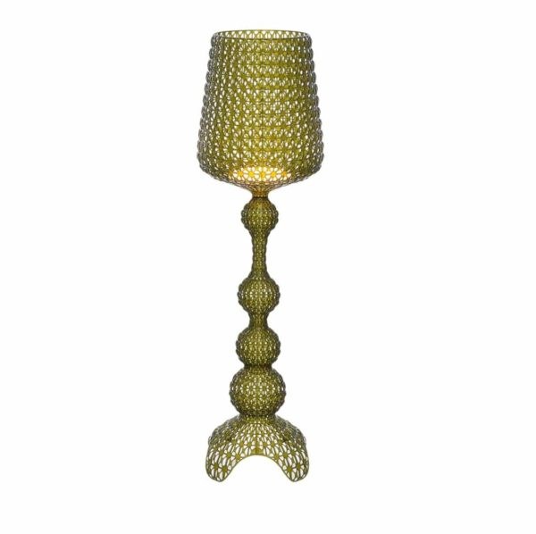 Kabuki Floor Lamp from Kartell at DeFrae Contract Furniture Green
