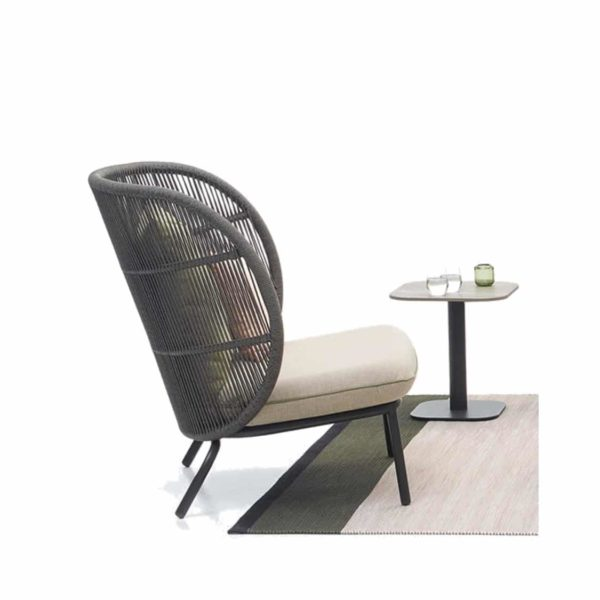 Kodo Cocoon Lounge Armchair Vincent Sheppard DeFrae Contract Furniture 2