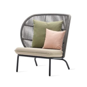 Kodo Cocoon Lounge Armchair Vincent Sheppard DeFrae Contract Furniture 3