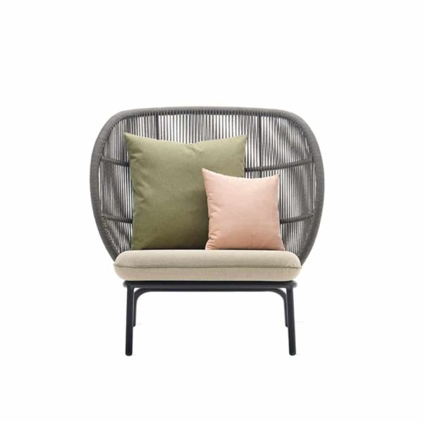 Kodo Cocoon Lounge Armchair Vincent Sheppard DeFrae Contract Furniture