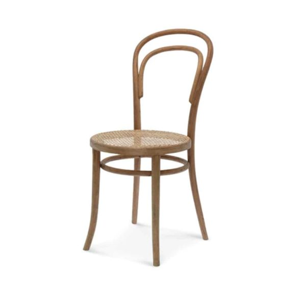 Levi side chair 14 classic bentwood chair DeFrae Contract Furniture