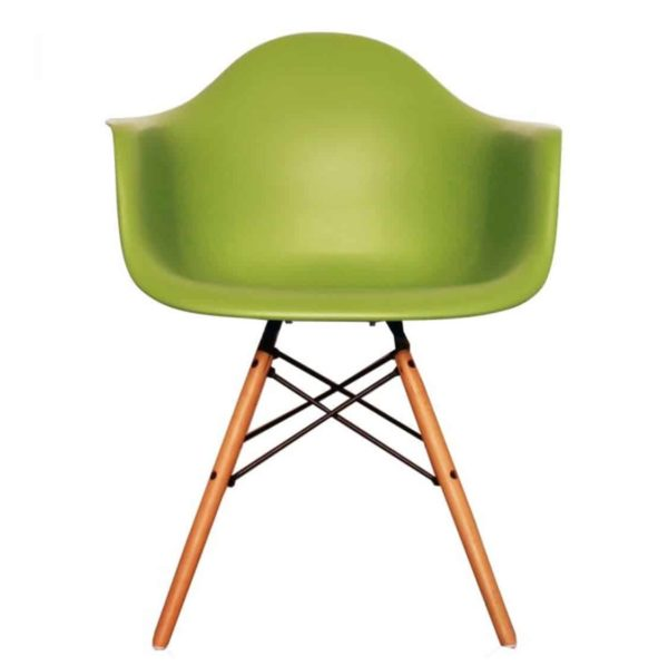 Lyon Armchair DeFrae Contract Furniture Green