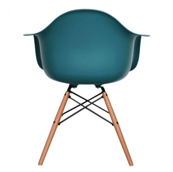 Lyon Armchair DeFrae Contract Furniture Teal