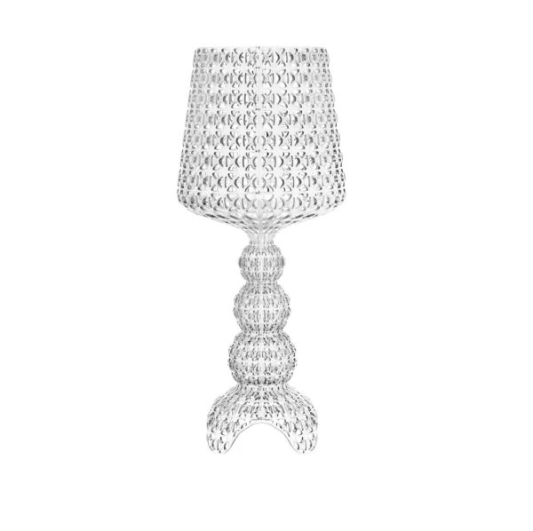 Mini Kabuki Table Lamp from Kartell at DeFrae Contract Furniture Crystal