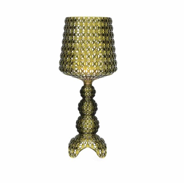Mini Kabuki Table Lamp from Kartell at DeFrae Contract Furniture Green