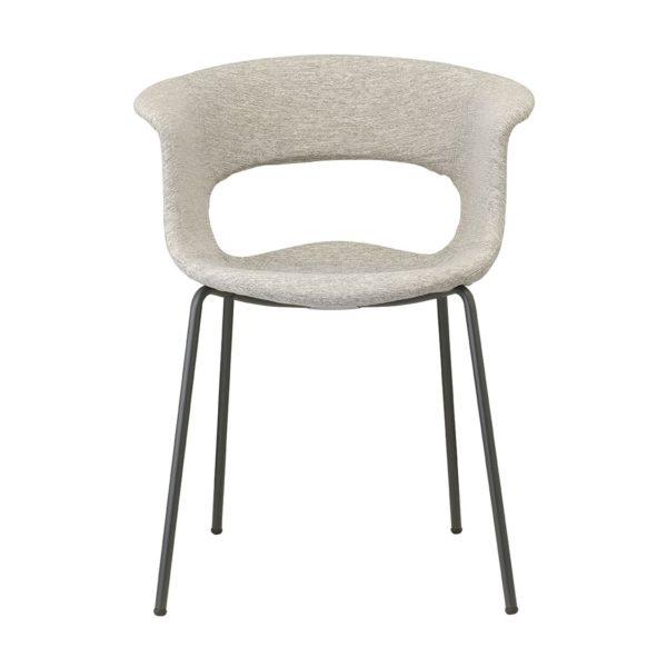 Miss B Pop Armchair DeFrae Contract Furniture Head On