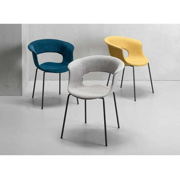 Miss B Pop Armchair DeFrae Contract Furniture Header
