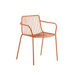 Nolita armchair 3655 Pedrali at DeFrae Contract Furniture Rose