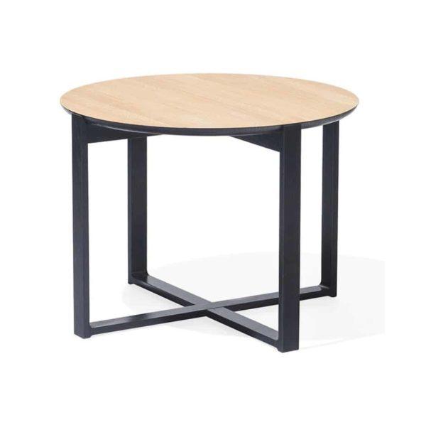 Panama Coffee Table Delta 723 DeFrae Contract Furniture Black
