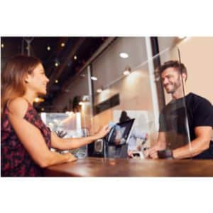 Social Distancing Particians For Restaurants Bars Coffee Shops Cafes and Hotels 2