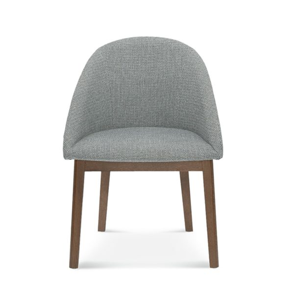 Sammy Side Chair DeFrae Contract Furniture Front View