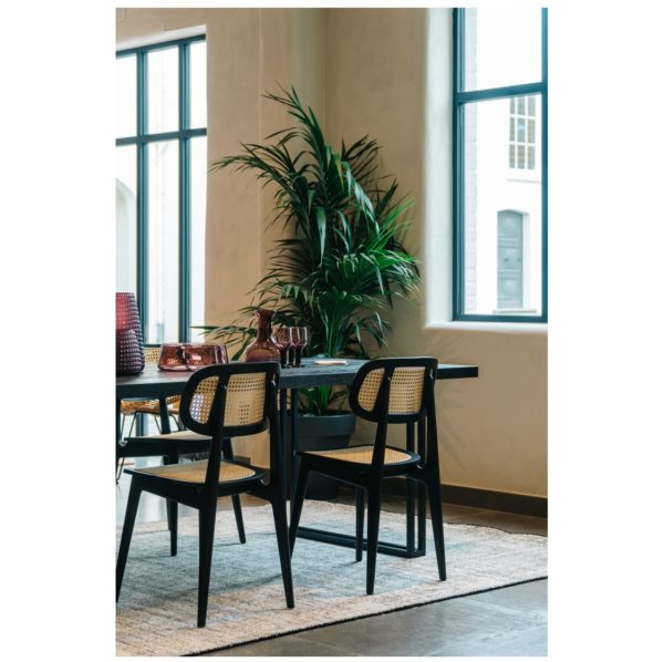 Titus dining chair Vincent Sheppard at DeFrae Contract Furniture DIning Table