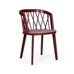 Nature Armchair DeFrae Contract Furniture Spindle Back Wooden Armchair
