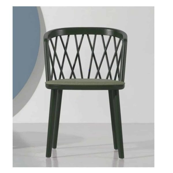 Nature Armchair DeFrae Contract Furniture Spindle Back Wooden Armchair In Situ