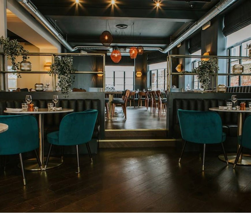 Restaurant Furniture by DeFrae Contract Furniture at The Ginger Pig