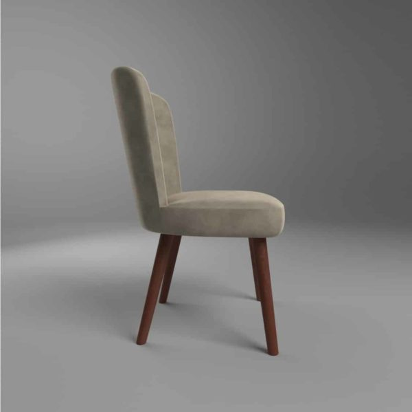 Brenda S Side Chair DeFrae Contract Furniture Right Side