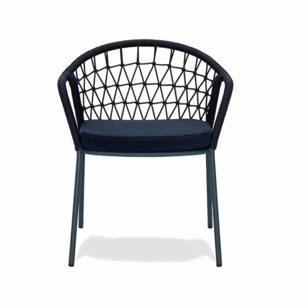 Panarea Armchair 3675 Pedrali at DeFrae Contract Furniture Hero Blue