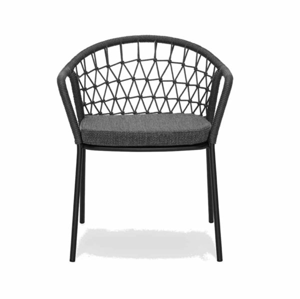 Panarea Armchair 3675 Pedrali at DeFrae Contract Furniture Hero Grey