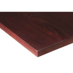 Solid Wood Tabletops Ashwood DeFrae Contract Furniture Mahoganny