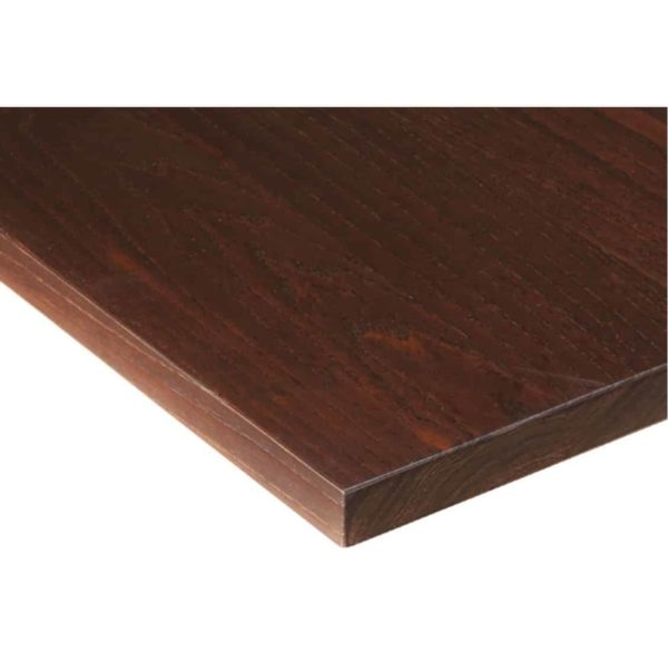 Solid Wood Tabletops Ashwood DeFrae Contract Furniture Walnut