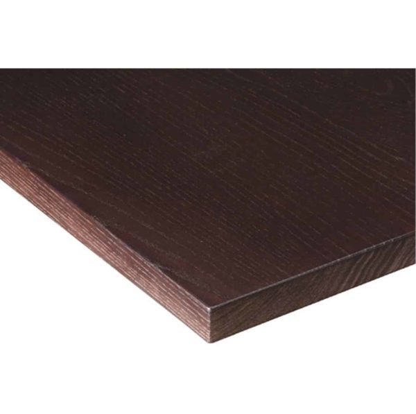 Solid Wood Tabletops Ashwood DeFrae Contract Furniture Wenge