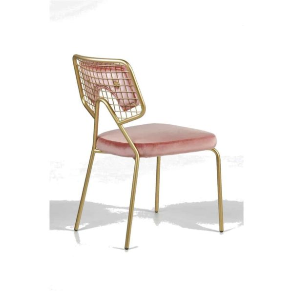Planet S1 Side Chair DeFrae Contract Furniture
